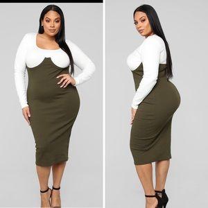 New fashion nova dress 🎉